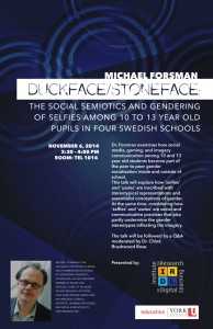Forsman: Duckface/Stoneface