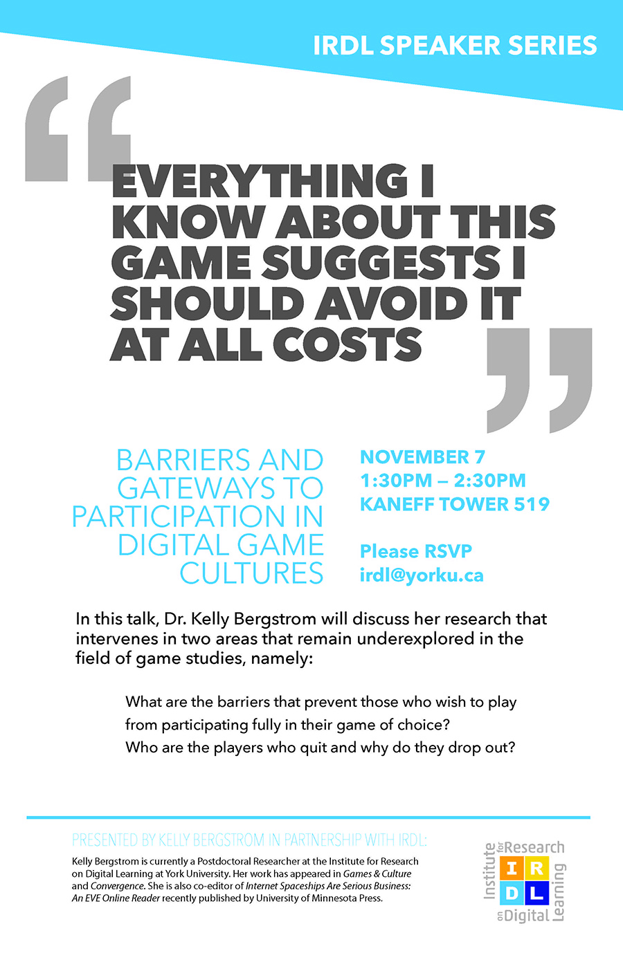 Barriers and Gateways to Participation in Digital Game Cultures