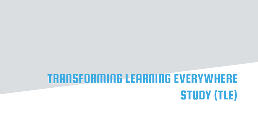 TLE: Transforming Learning Everywhere Implementation Study