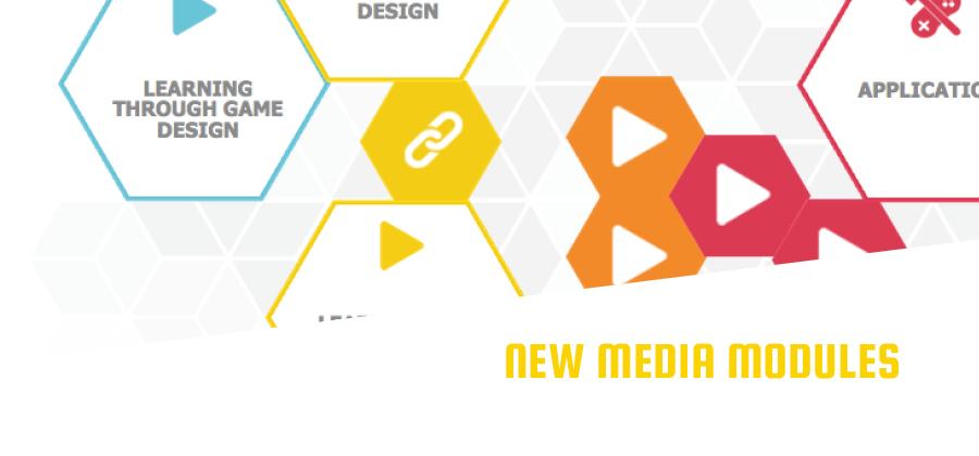 New Media Modules