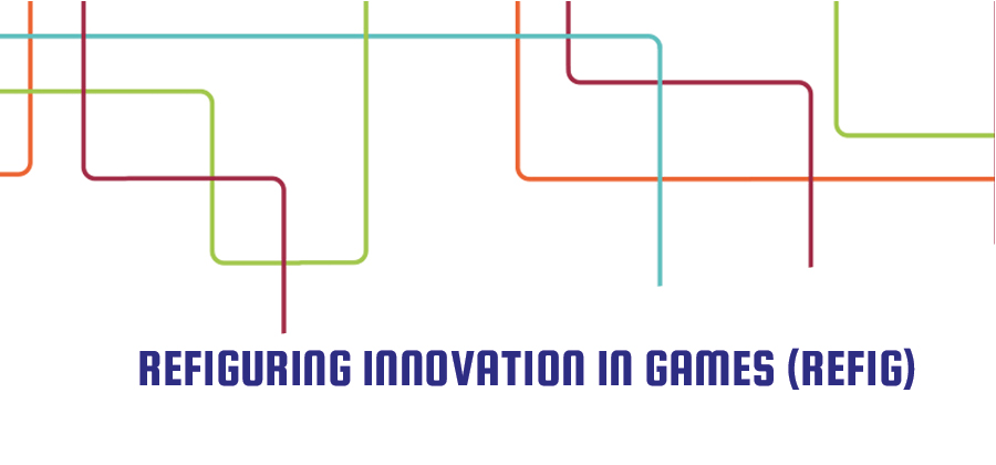 Refiguring Innovation in Games (ReFiG)