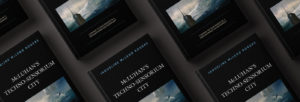 McLuhan's Techno-Sensorium City Book Launch @ June 10, 2021