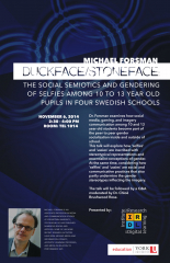 Michael Forsman - Duckface/Stoneface